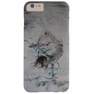 Hand Drawn Break Dancer iPhone Case