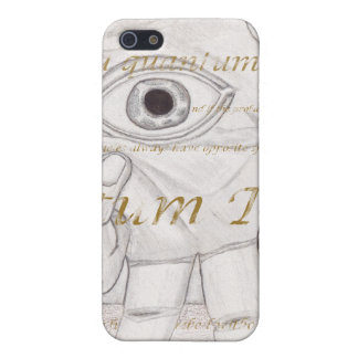 Hand Drawn Collage I-Phone Case iPhone 5 Cases