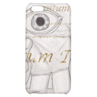 Hand Drawn Collage I-Phone Case iPhone 5C Cover
