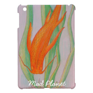 Hand Drawn Koi Carp Cover For The iPad Mini