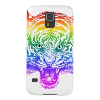 Hand Drawn Tiger Samsung Galaxy S5 Case