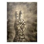 Hand Figure #2 Photographic Print