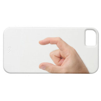 Hand Holding, Empty iPhone 5 Covers