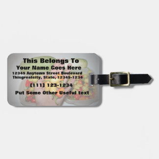 hand holding hot peppers food image tags for bags