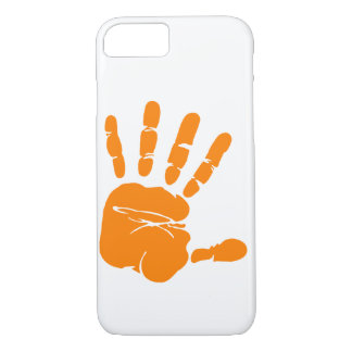 Hand Impression Apple iPhone 8/7 iPhone 8/7 Case