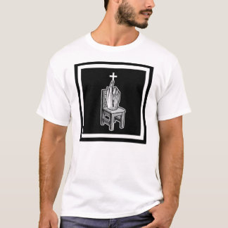 hand in chair T-Shirt