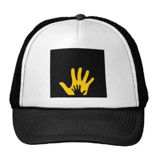 Hand in hand cap