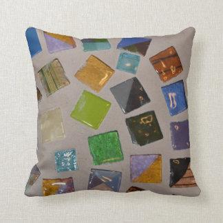 Hand Made Mosaic Print Pillow Throw Cushions