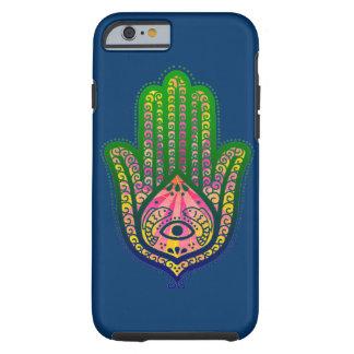 Hand of Fatima Tough iPhone 6 Case