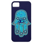 Hand of Fatima hamsa iphone 5 barely case