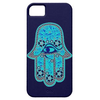 Hand of Fatima hamsa iphone 5 barely case iPhone 5 Cases