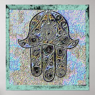 Hand of Fatima Print