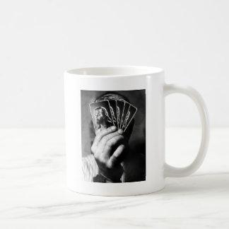Hand of God Basic White Mug