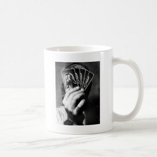 Hand of God Coffee Mugs