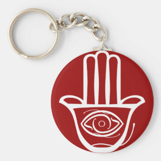 Hand of Miriam (Hamsa) Key Ring