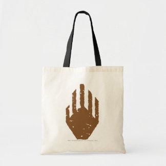 Hand of Saruman Tote Bags