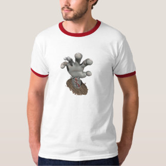 Hand of the Dead Ringer T-shirt
