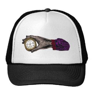 Hand of Time - Vintage Illustration Trucker Hat