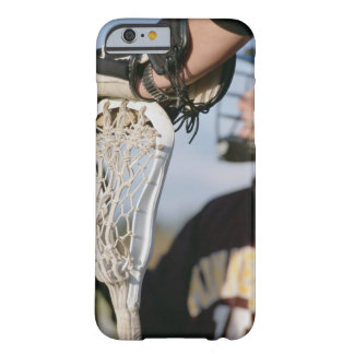 Hand on a Lacrosse Stick Barely There iPhone 6 Case