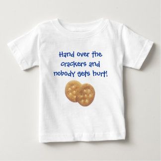 Hand over the crackers... t-shirts