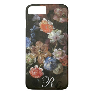 Hand Painted French Floral Design iphone Cover