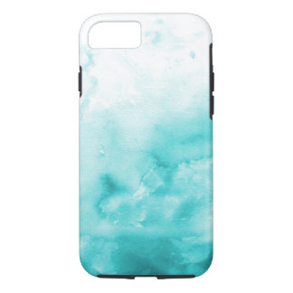 Hand painted watercolor textures iPhone 8/7 case