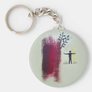 Hand painting 1 key chains