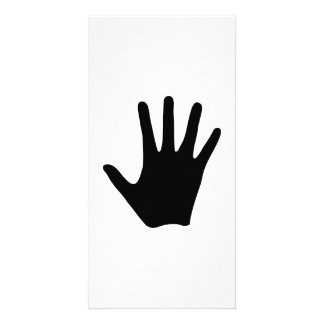 Hand Photo Cards