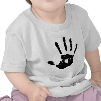 Hand Print T Shirt