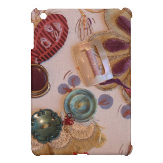 Hand Printed And Sewn Design iPad Mini Covers
