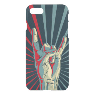 hand rock iPhone 8/7 case