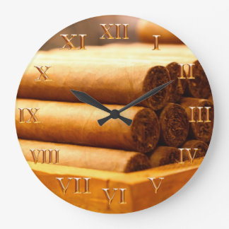 Hand Rolled Cigars La Romana DR. Gold Roman Nume Wallclock