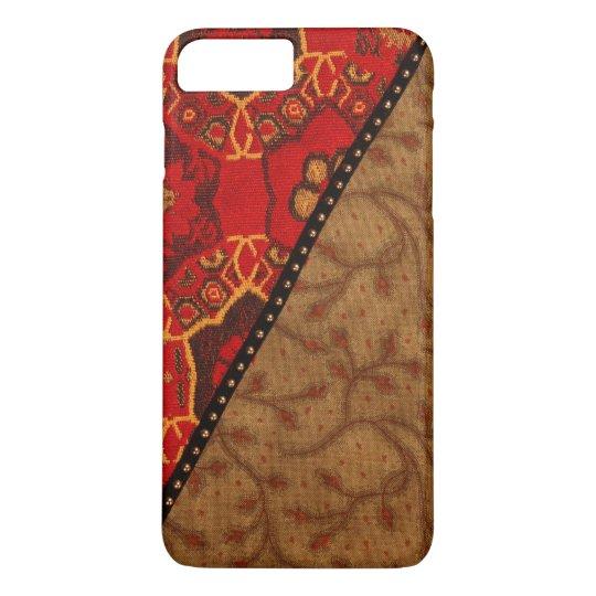 Hand sewn fibre, image iPhone 7 Plus case