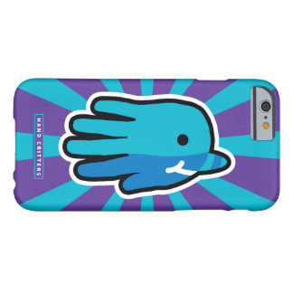 Hand Shaped Baby Narwhal Barely There iPhone 6 Case