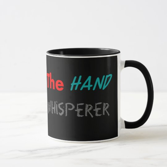 Hand Surgeon Hand Whisperer Mugs