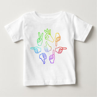 Hand Talk Infant T-Shirt