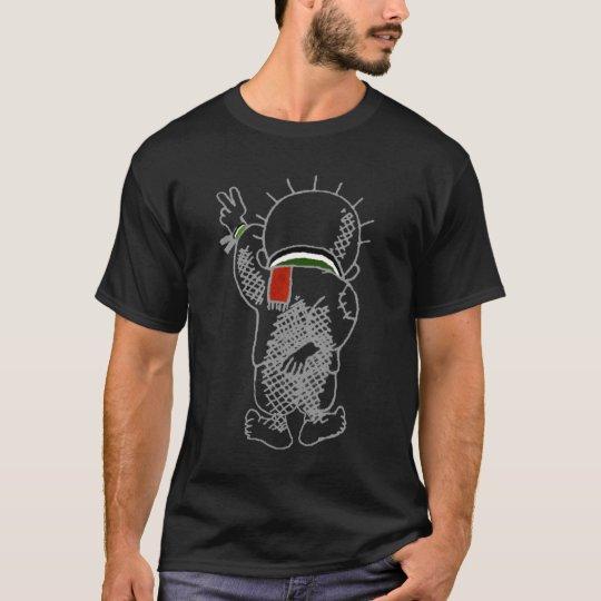 Handala Palestinian Kid Shirt