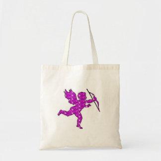 Handbag Cupid Pink Glitter Bag