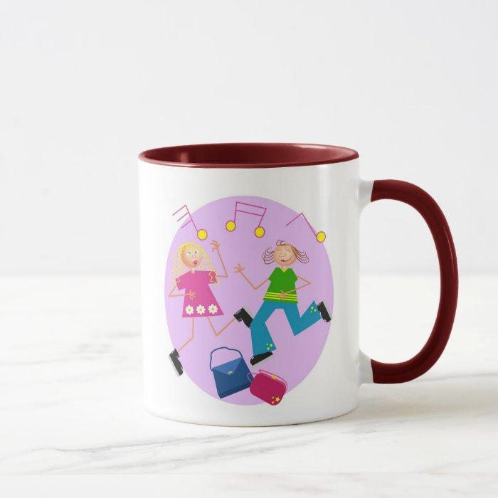 Handbag Dancing Mug