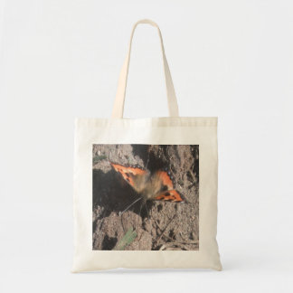 Handbag Hairy Butterfly Dirt Foraging Budget Tote Bag