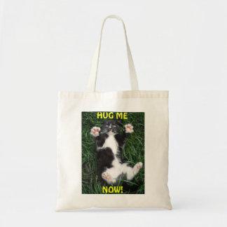 Handbag Hug Me Now! Budget Tote Bag