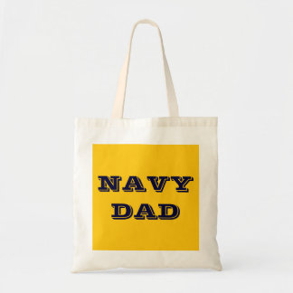 Handbag Navy Dad Canvas Bags