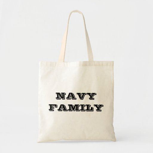 Handbag Navy Family Bags