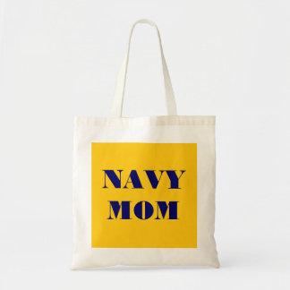 Handbag Navy Mom Budget Tote Bag