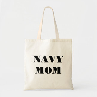 Handbag Navy Mom Tote Bag