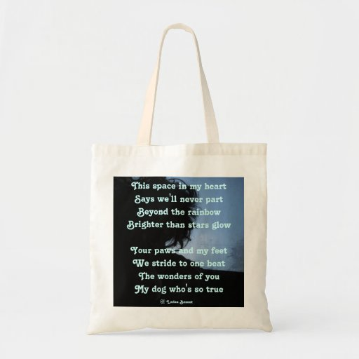 Handbag Poem Ode To Dogs By Ladee Basset Bags