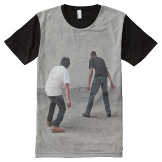 Handball All-Over Print T-Shirt