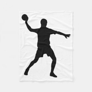 Handball Fleece Blanket