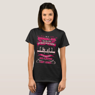 Handball Girl Heart On Sleeve Fire In Soul Tshirt