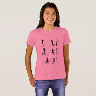 Handball Kid Player T-shirt